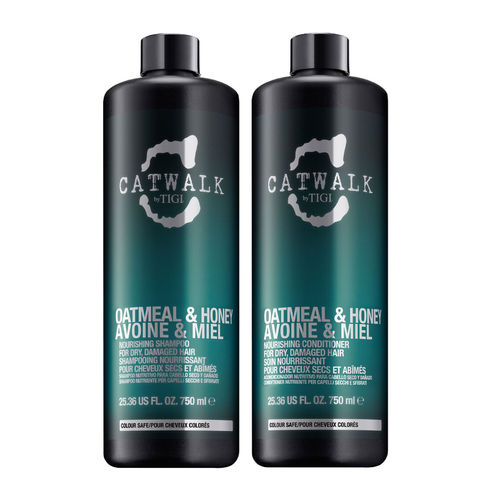 Tigi Catwalk Oatmeal & Honey Set 2