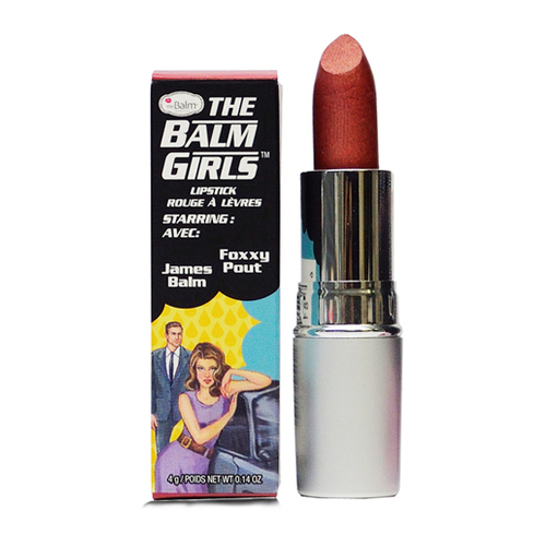 The Balm Girls Lipstick Foxxy Pout 4 g