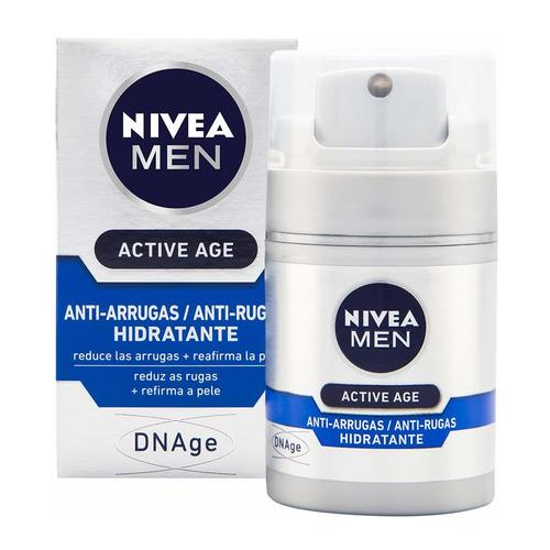 Nivea Men Active Age Anti-Wrinkle Moisturizer DNAge