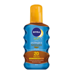 Nivea Sun Protect & Bronze Tan Activating Protecting Oil 200 ml SPF 20