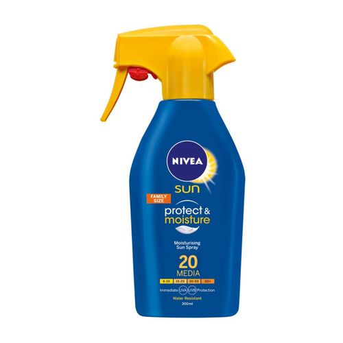 Nivea Sun Protect & Moisture Spray 300 ml SPF 20
