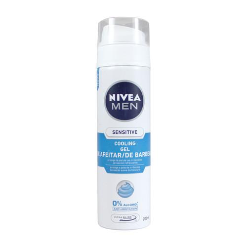 Nivea Men Sensitive Cool Shaving Gel