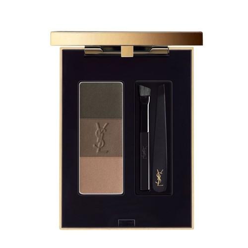 YSL Couture Brow palette 02 Medium to Dark