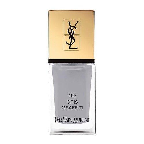 YSL La Laque Couture 10 ml 102 Gris Graffiti