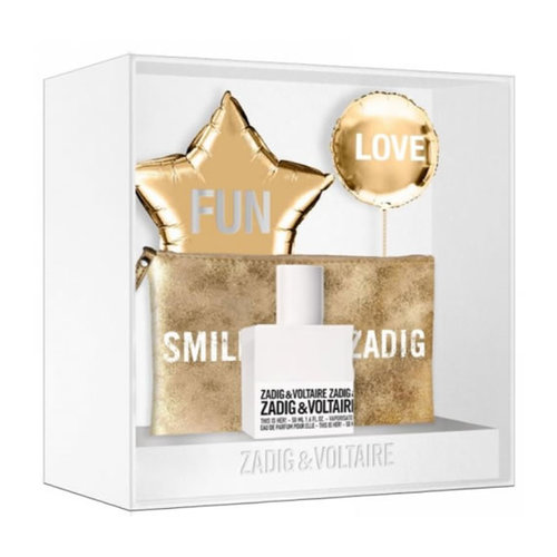 Zadig & Voltaire This Is Her Coffret cadeau