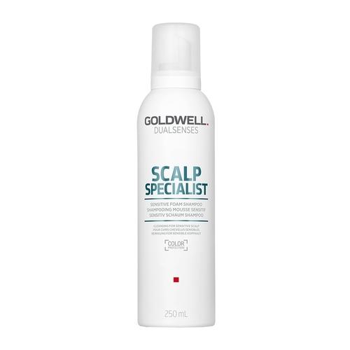 Goldwell dualsenses scalp specialist sensitive foam shampoo 250 ml. deze shampoo van goldwell is geschikt ...