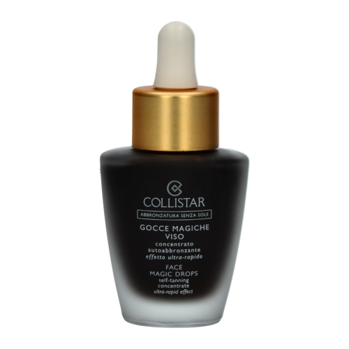 Collistar Self-Tanning Magic Drops Face