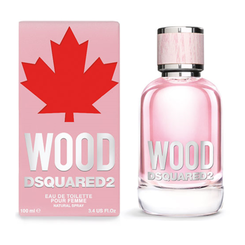 Dsquared2 Wood for her Eau de toilette 50 ml