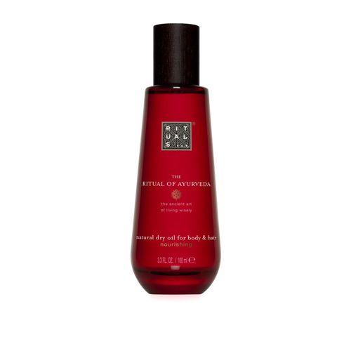 Rituals Ayurveda Natural Dry Oil For Body & Hair Nourishing 100 ml