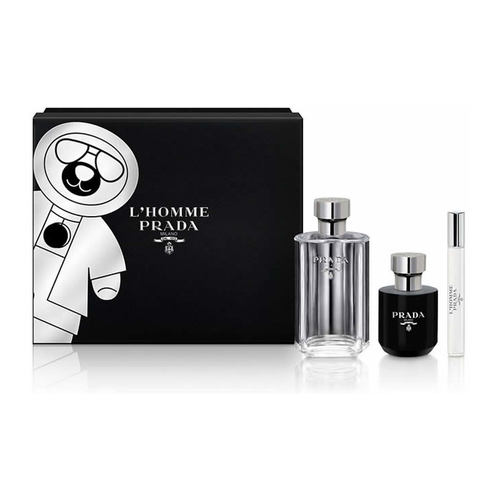 Prada L'Homme Gift set