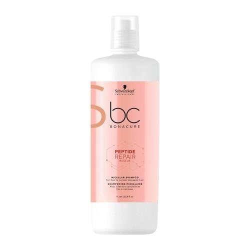 Schwarzkopf BC Peptide Repair Rescue Micellar Shampoo