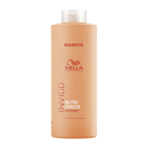 Wella Invigo Nutri Enrich Shampoo 1.000 ml