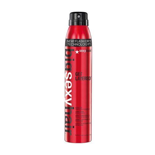 Sexy Hair Big Get Layered Thickening Hairspray 275 ml