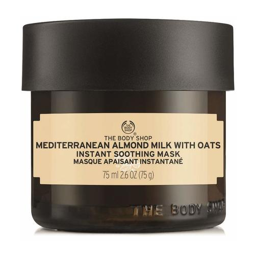 The Body Shop Mediterean Almond Milk With Oats Soothing Mask 75 ml