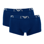 Emporio Armani boxershorts 2-pack blauw S