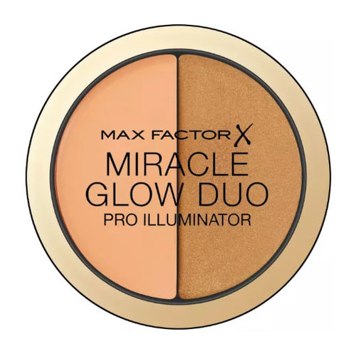 Max Factor Miracle Glow Duo Pro Illuminator 30 Deep 11 g