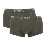 Emporio Armani boxershorts 2-pack donkergrijs S