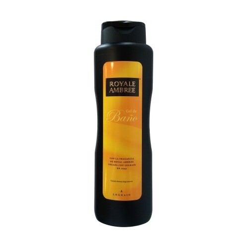 Legrain Royale Ambree Gel de ducha 750 ml