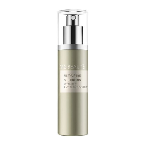 M2 Beauté Ultra Pure Solutions Vitamin C Facial Nano Spray 75 ml