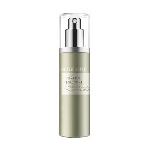 M2 Beauté Ultra Pure Solutions Hyaluron Collagen Facial Nano Spray 75 ml