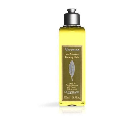L'Occitane Verveine Bain Moussant Foaming Bath 500 ml