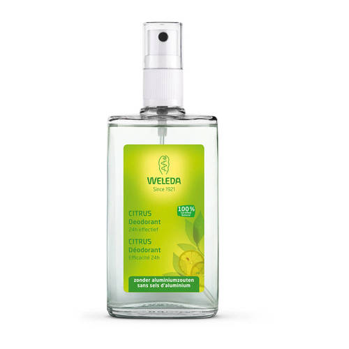 Weleda Citrus Deodorant Spray 100 ml