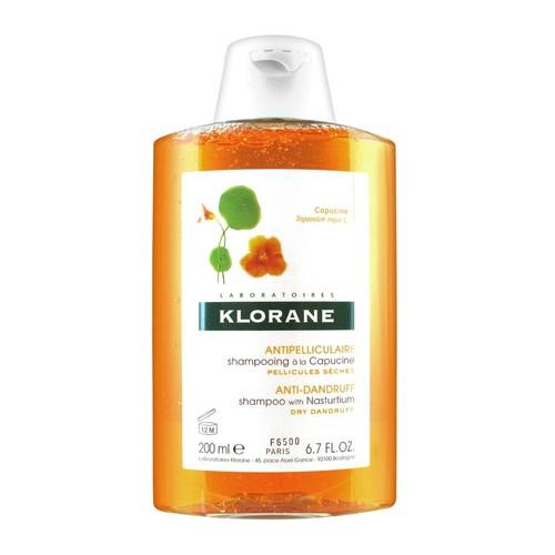 Klorane anti-dandruff shampoo with nasturtium 200 ml