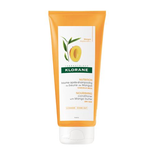 Klorane nourishing conditioner with mango butter 200 ml