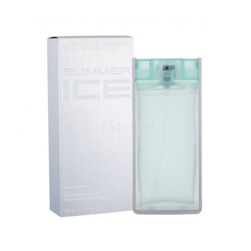Porsche Design The Essence Summer Ice Eau de toilette 80 ml