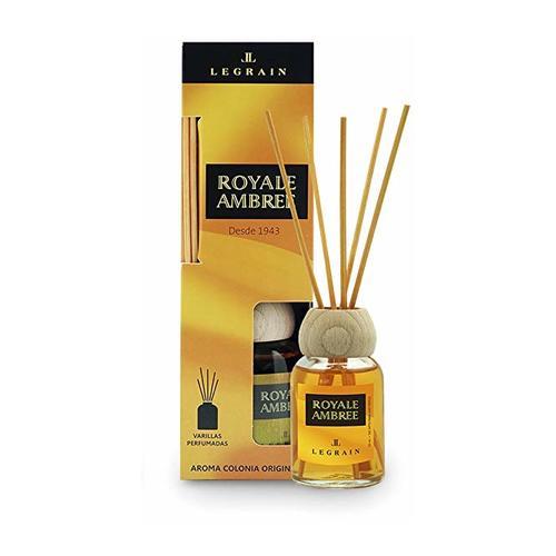 Legrain Royale Ambree Geurstokjes 50 ml