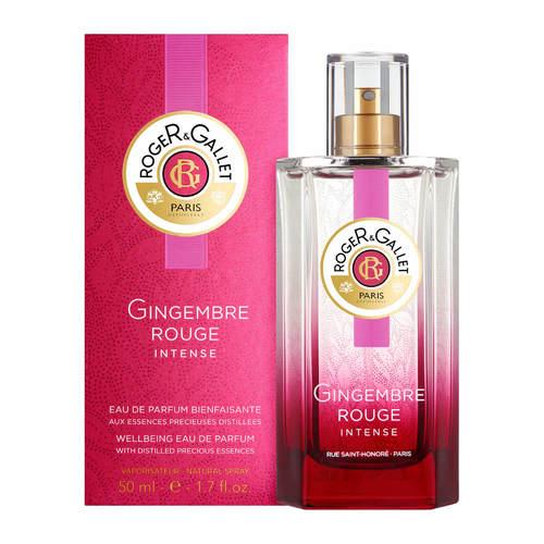 Roger & Gallet Gingembre Rouge Intense Eau de Parfum 50 ml