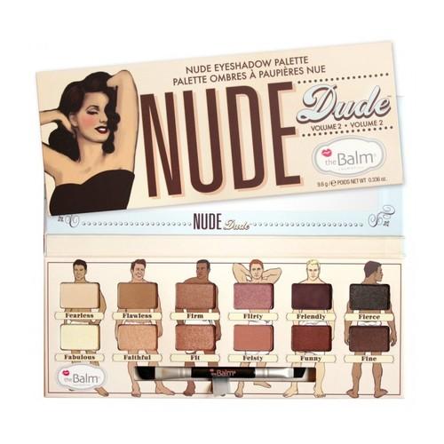 The Balm Nude Dude Oogschaduw 9,60 gram
