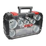 Bosch gatenzaag set 20-76 mm hout + metaal