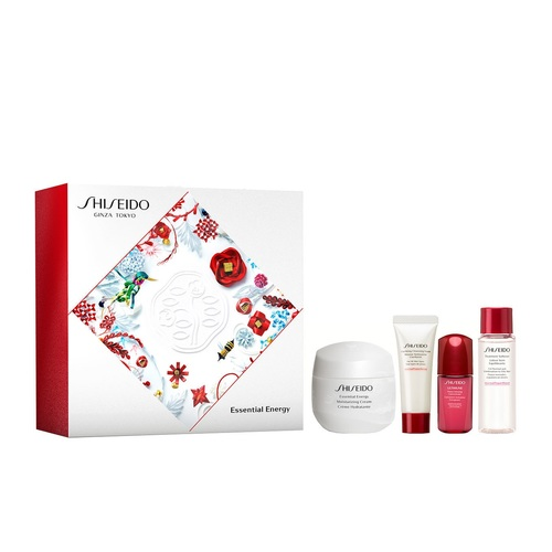 Shiseido Essential Energy Holiday set