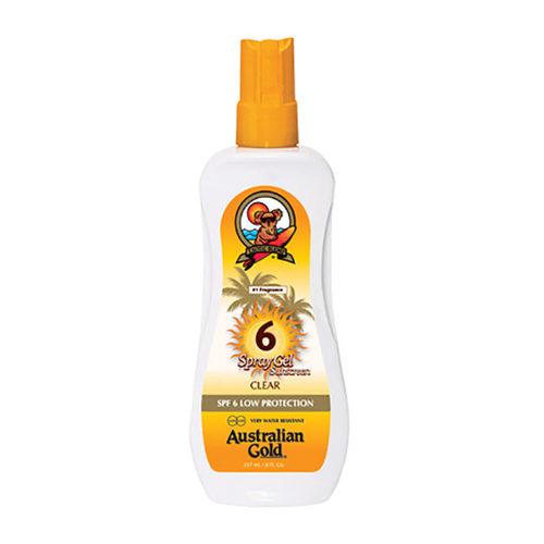 Australian Gold Spray Gel 237 ml SPF 6