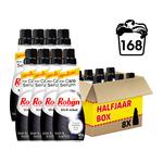 Robijn Klein & Krachtig Black Velvet vloeibaar wasmiddel halfjaar box
