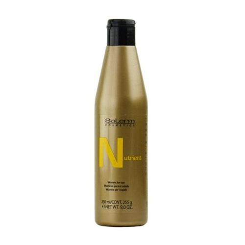 Salerm Nutrient Shampoo vitamins for hair