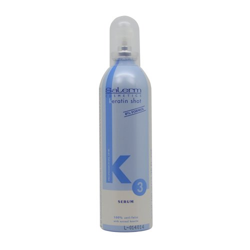 Salern Keratin Shot Serum Anti-frizz 100 ml