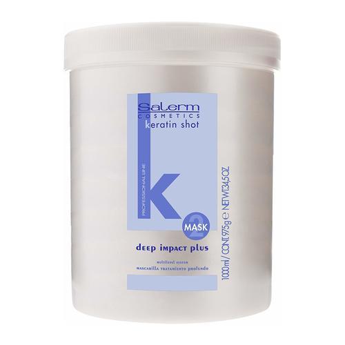 Salerm Keratin Shot Mask Deep Impact Plus 1.000 ml