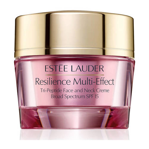 Estee Lauder Resilience Multi-Effect Tri-Peptide Face and Neck SPF 15 50 ml
