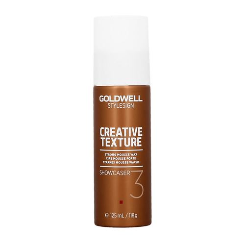 Goldwell Stylesign Creative Texture showcase strong mousse wax 125 ml