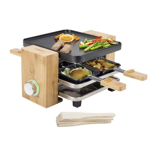 Princess 162900 raclette pure 4 grill