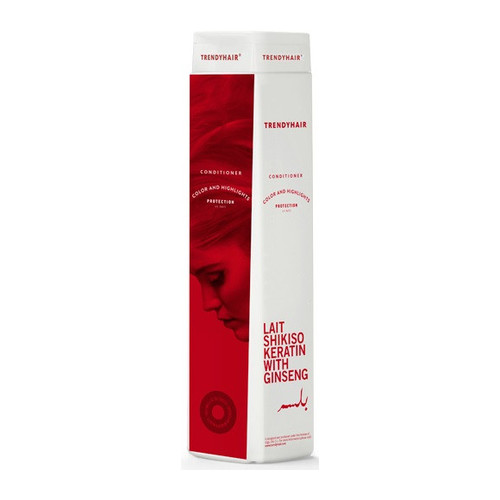 Trendy Hair Shikiso Keratin with Ginseng conditioner 300 ml