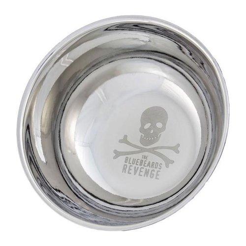 The Bluebeards Revenge Stainless Steel Shaving Bowl