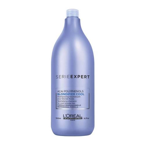 L'Oreal Serie Expert Blondifier Cool Neutralising Shampoo 1.500 ml