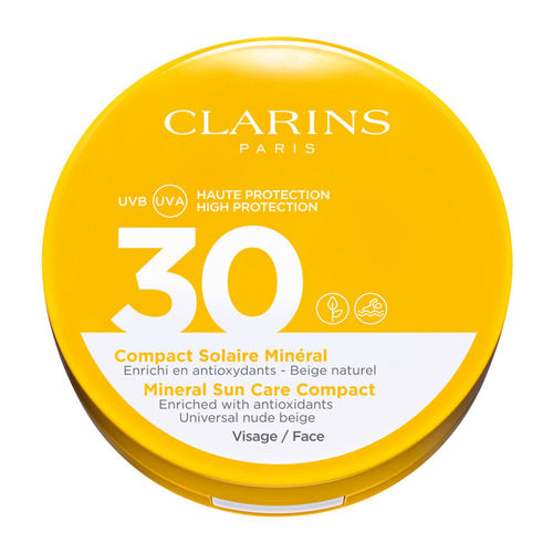 Clarins Mineral Sun Care Compact SPF 30