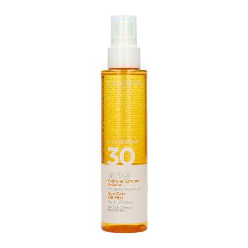 Clarins Sun Care Hair & Body Oil Mist SPF 30
