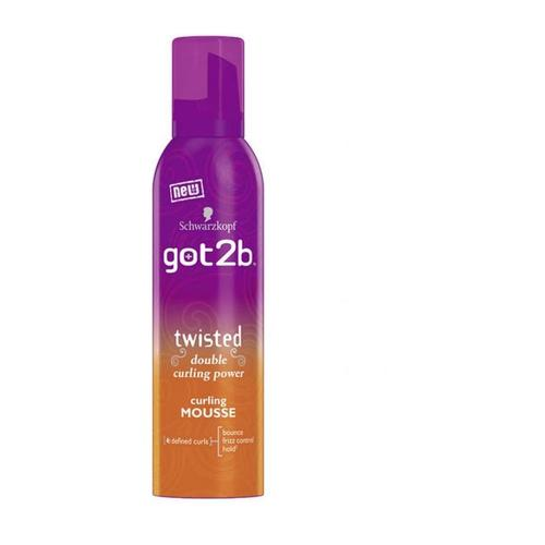 Schwarzkopf Got2B Twisted Curling Mousse 250 ml
