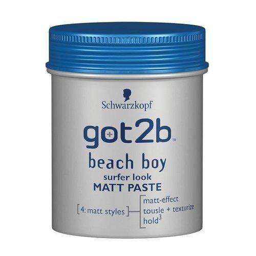 Schwarzkopf Got2B Beach Boy Matt Paste 100 ml