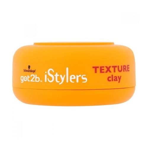 Schwarzkopf Got2B iStylers Texture Clay 75 ml